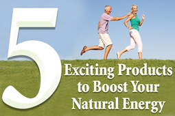 5 Exciting Products to Boost Your Natural Energy Blog